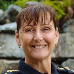 BCWLE BC Women in Law Enforcement Our Councils Paulette Freill