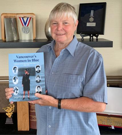 Retired Deputy Chief Carolyn Daley